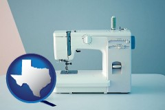 texas sewing machine